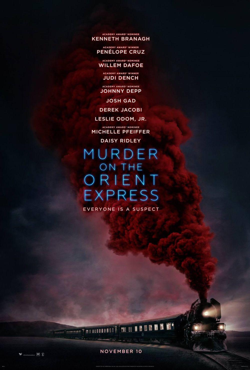 Murder On The Orient Express Movie Review English Movie Review