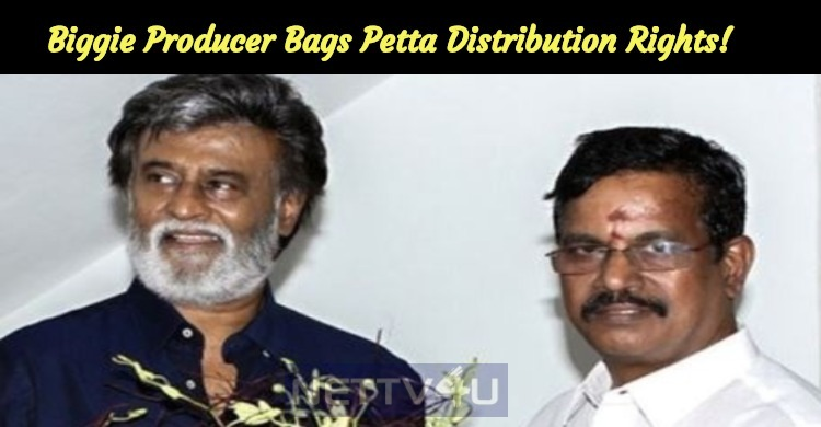 Exclusive: A Biggie Producer Bags Petta Distrib..
