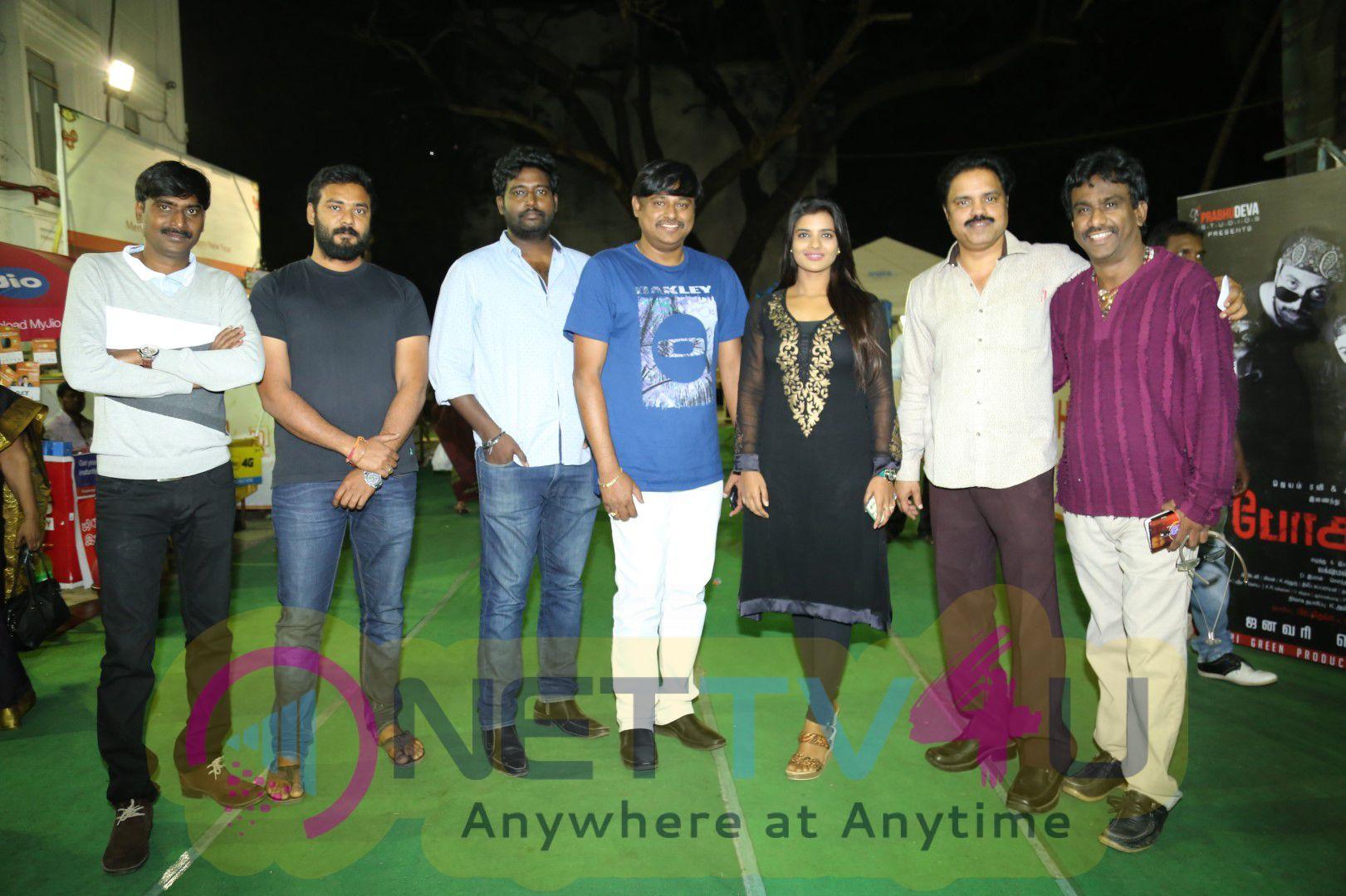 Mo Movie Team At Chennaiyil Thiruvaiyaru Season 12 Event Stills