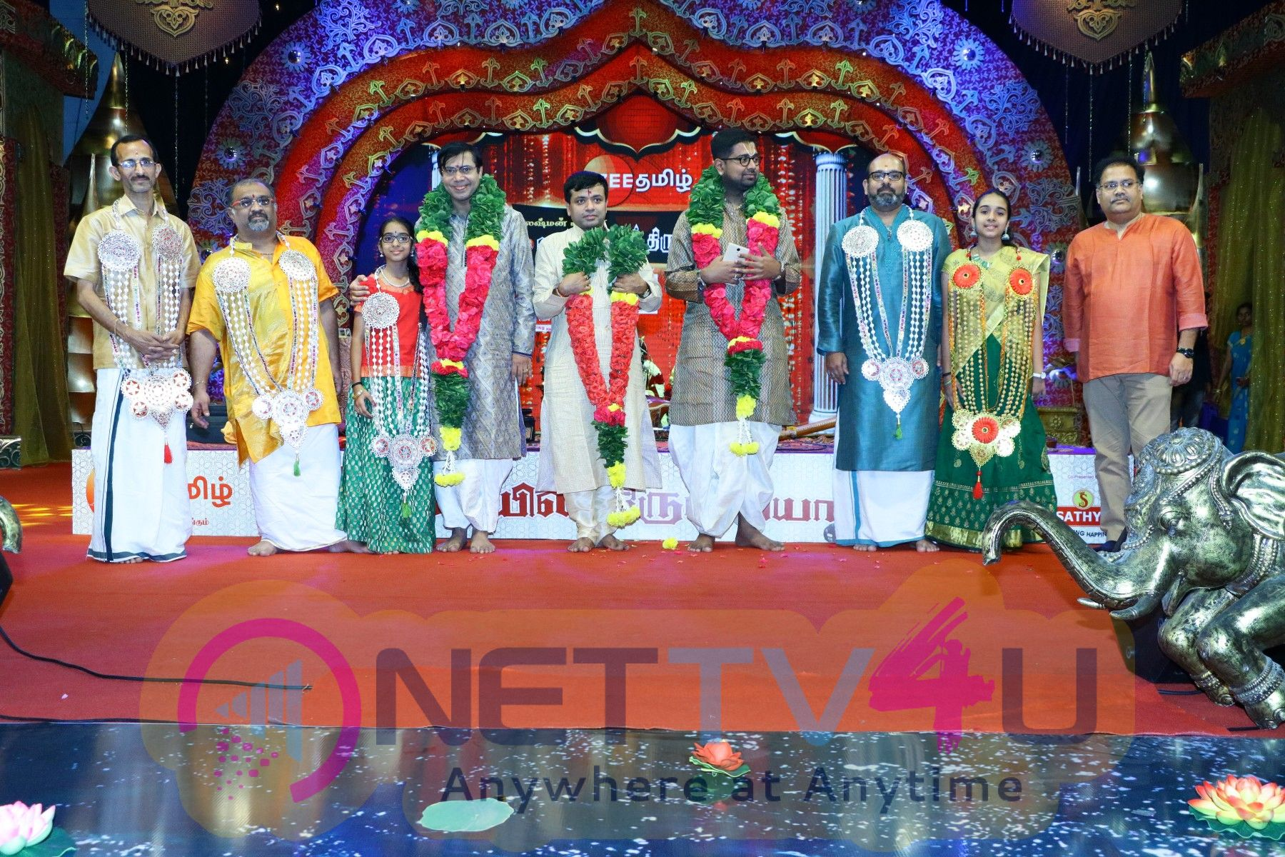 Chennaiyil Thiruvaiyaru Season 13 - Day 5 Pics