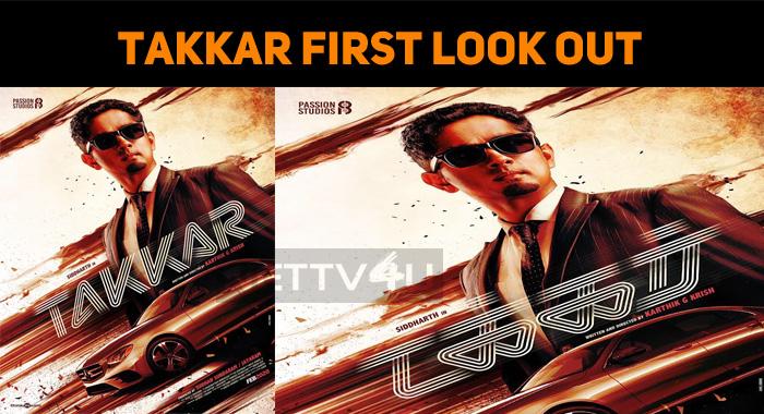 Takkar First Look Out!