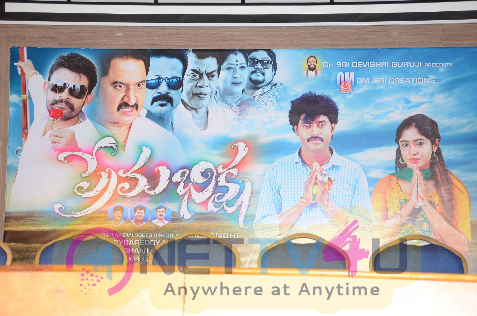 Prema Bhiksha Movie Press Meet Excellent Photos