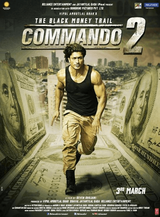 Commando 2 Movie Review Hindi Movie Review