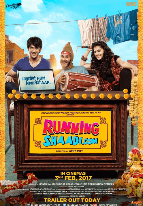 Running Shaadi.com Movie Review Hindi Movie Review