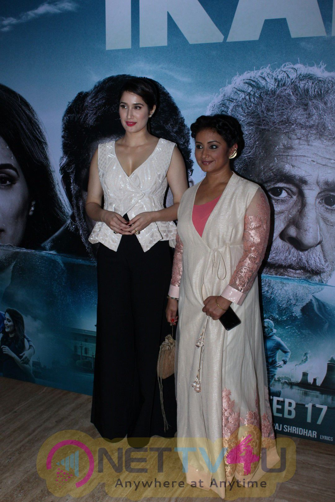 Trailer Launch Of Film Irada With Naseeruddin Shah & Arshad Warsi Photos Hindi Gallery