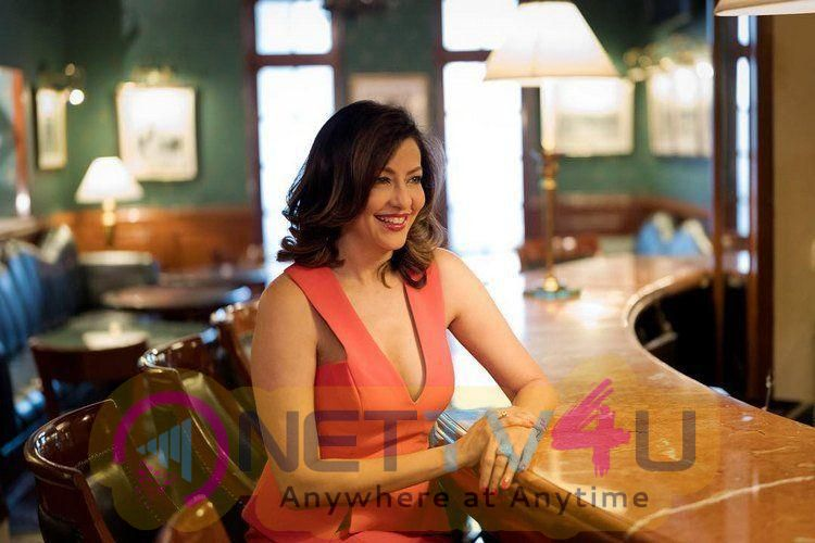Actress Aditi Govitrikar Good Looking Stills