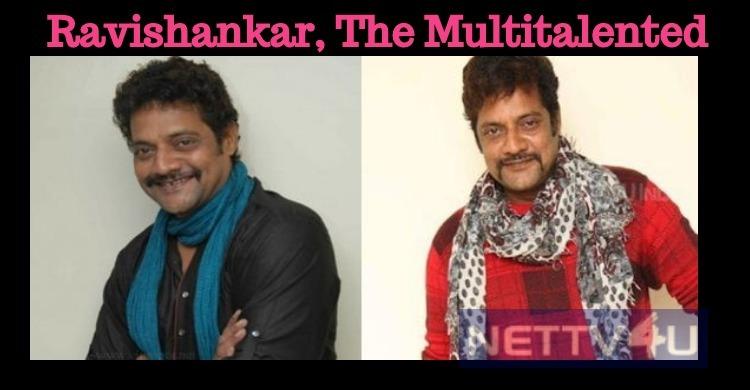 Ravi Shankar, The Multitalented!