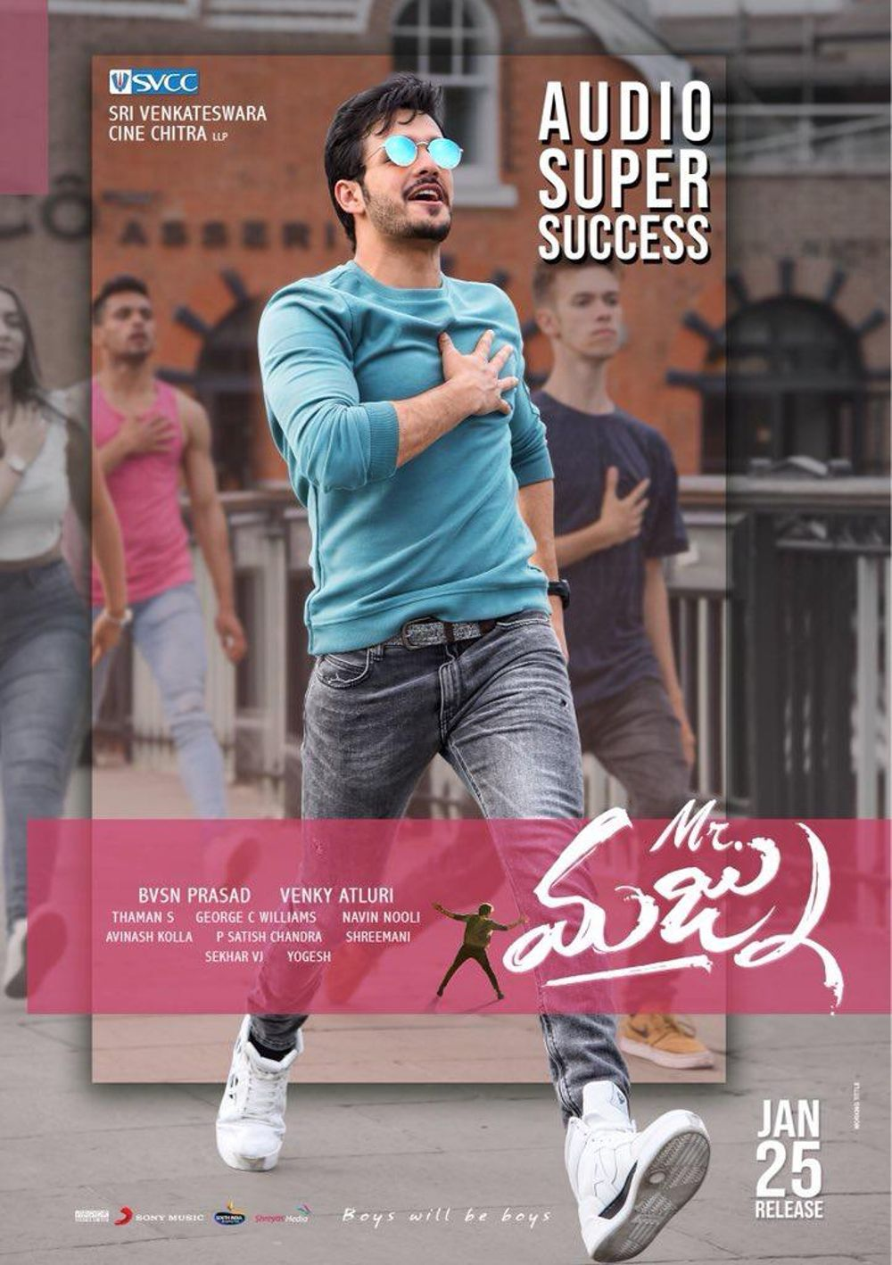 Mr. Majnu Movie Review