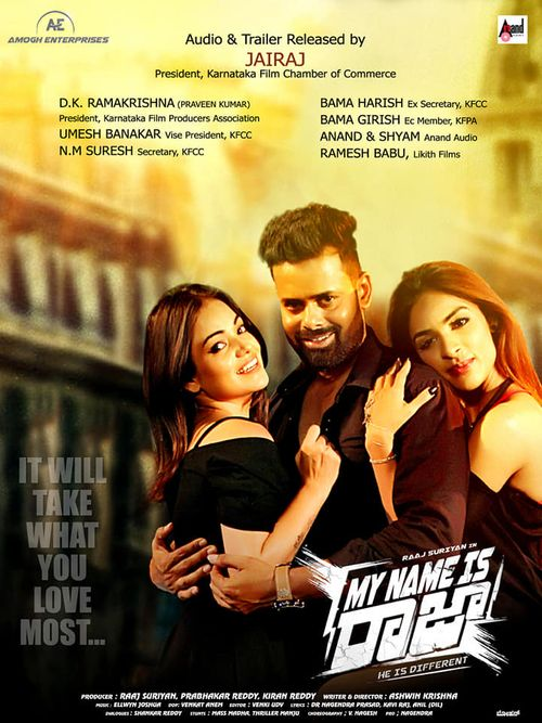 My Name Is Raja Movie Review