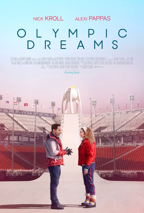 Olympic Dreams Movie Review