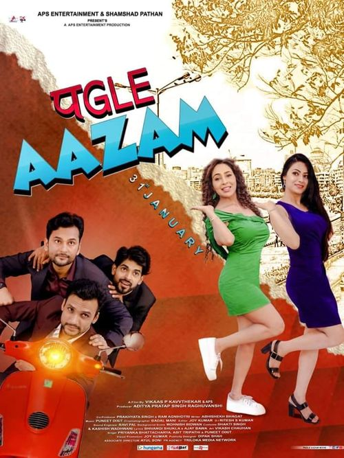 Pagle Aazam Movie Review