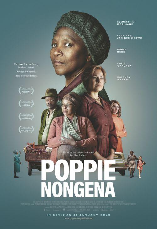 Poppie Nongena Movie Review