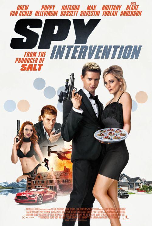 Spy Intervention Movie Review