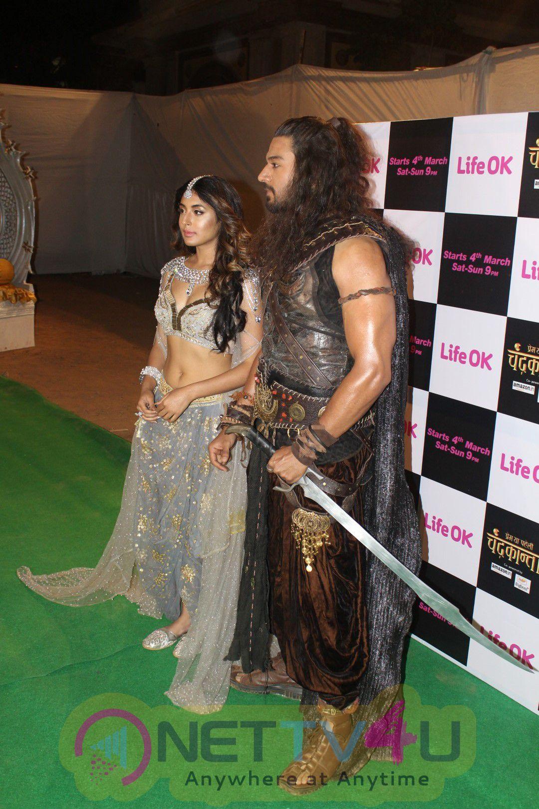 Life Ok Launch New Serial Prem Ya Paheli Chandrakanta .Photo Hindi Gallery