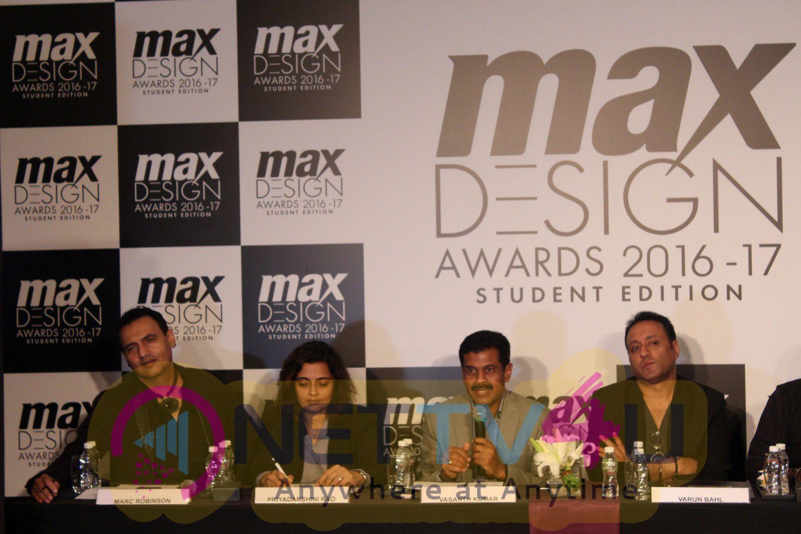 Photo Of PC Of Max Design Awards 2017