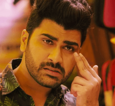 Sharwanand Appears In Khaki For Upcoming Flick