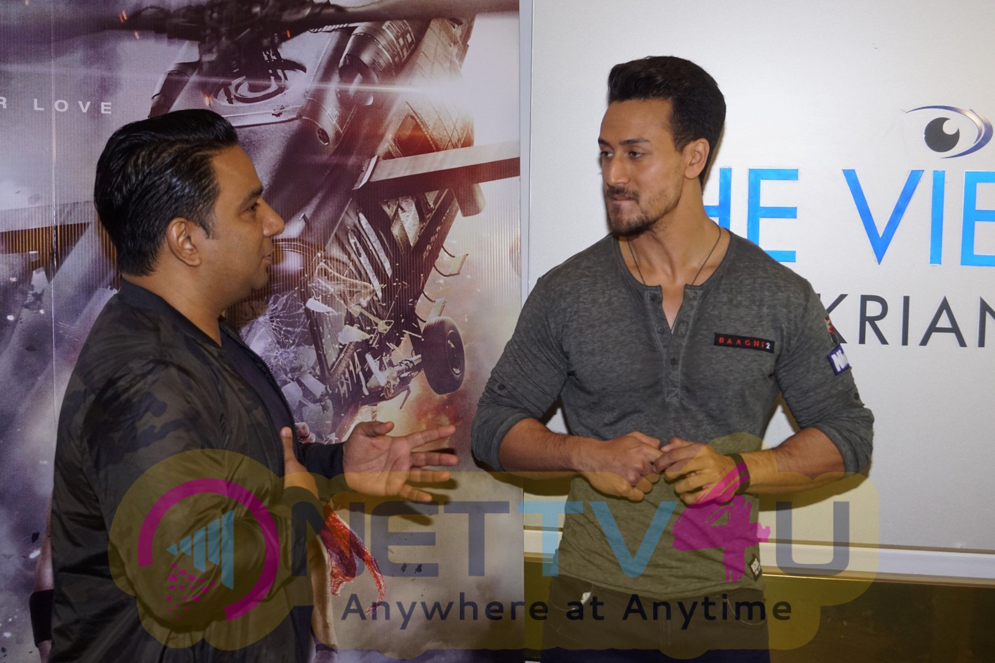 Launch Of An Action Unit For Baaghi 2 With Tiger Shroff, Disha Patani  Hindi Gallery