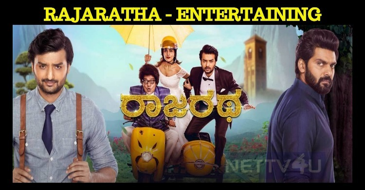 Rajaratha Gets Appreciation From The Audiences!..