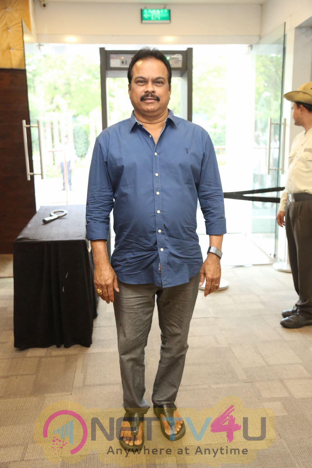 Bharat Ane Nenu Movie Success Meet Images