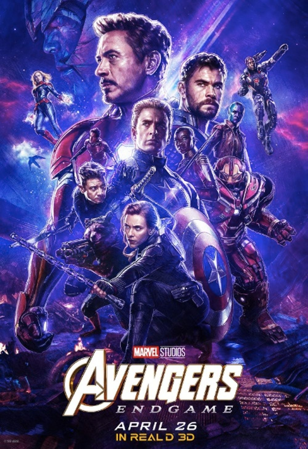 Avengers Endgame Movie Review English Movie Review