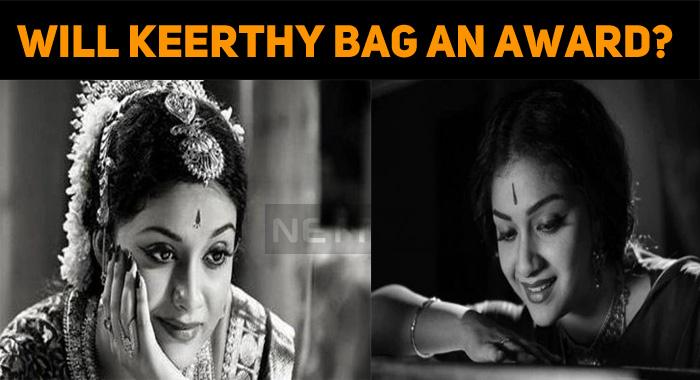 Will Keerthy Bag An Award?