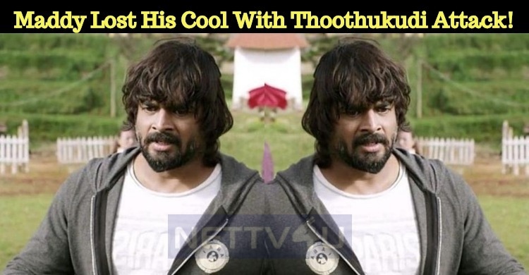 Madhavan Lost His Cool With Thoothukudi Attack!