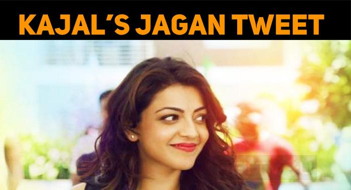 Kajal's Tweet Goes Viral!
