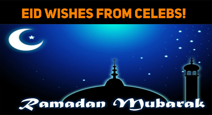 Eid Wishes From Celebs!