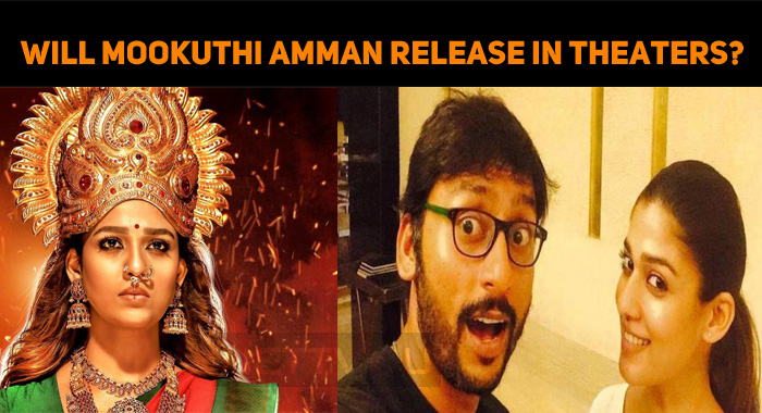Will Mookuthi Amman Release In Theaters?