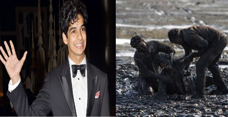 Shahid Kapoor's Brother Rolled In The Mud 64 Times!