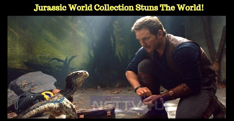 Jurassic World Collection Stuns The World!