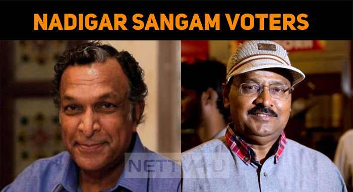 Here Is The List Of Voted Members In Nadigar Sangam Election!