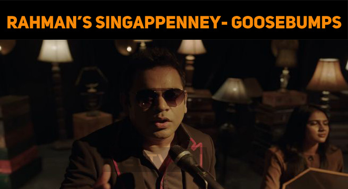 And Finally, Singappenney Lyrical Video Is Out ..
