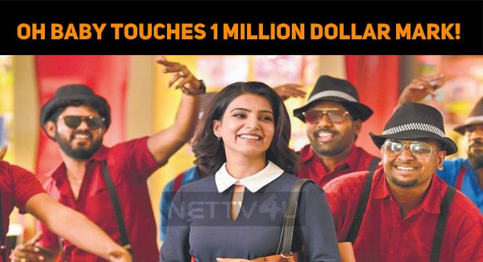 Oh Baby Touches 1 Million Dollar Mark!