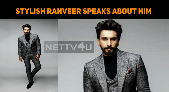 Ranveer Singh Press Release!