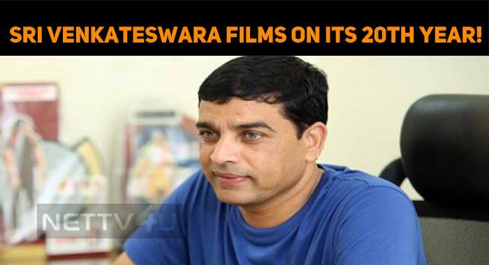 Sri Venkateswara Films Celebrates Its 20th Year..