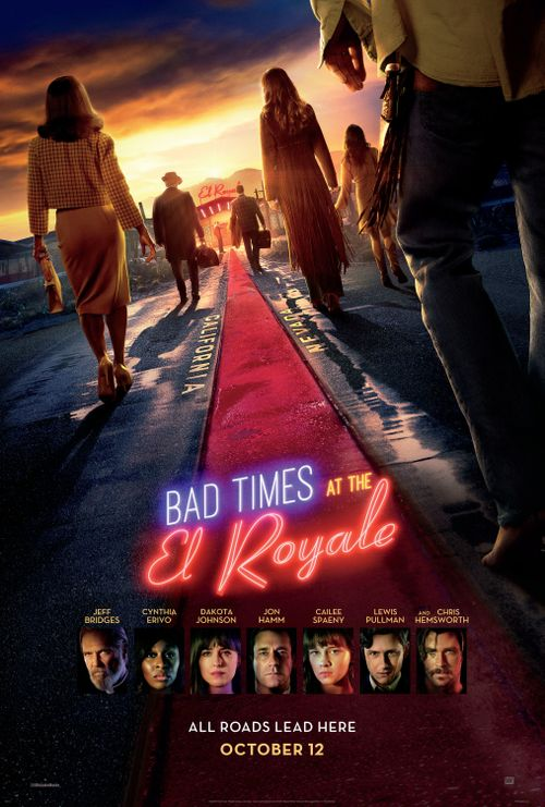 Bad Times At The El Royale Movie Review English Movie Review