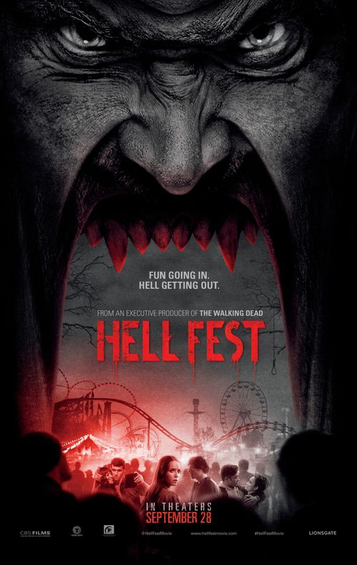 Hell Fest Movie Review English Movie Review