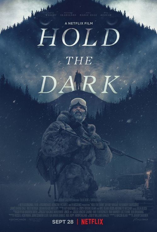 Hold The Dark Movie Review English Movie Review