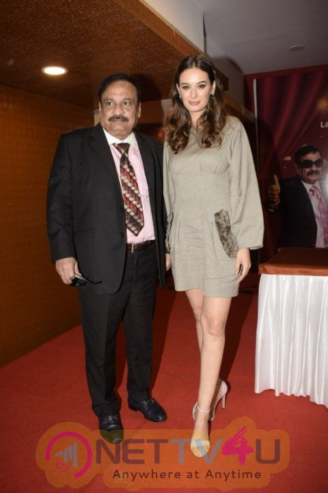 Rajeev Reddy & Evelyn Sharma At The Launch Millionaire Card At Country Club