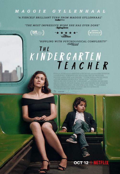The Kindergarten Teacher Movie Review English Movie Review