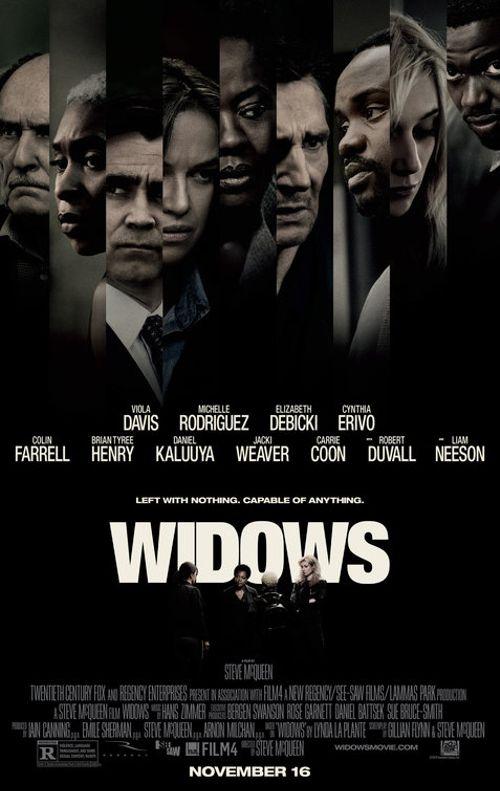 Widows Movie Review