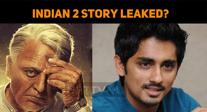 Indian 2 Story Leaked?