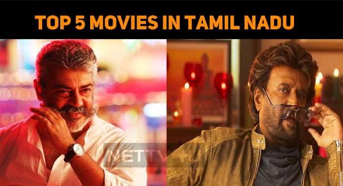 Top 5 Movies In Tamil Nadu In The First Half Of..