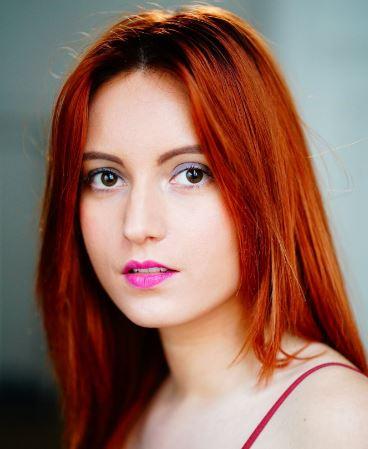 Camille Vidacek Hindi Actress