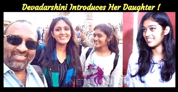 Devadarshini Introduces Her Daughter To Film Industry!