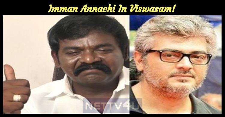 Imman Annachi In Viswasam!