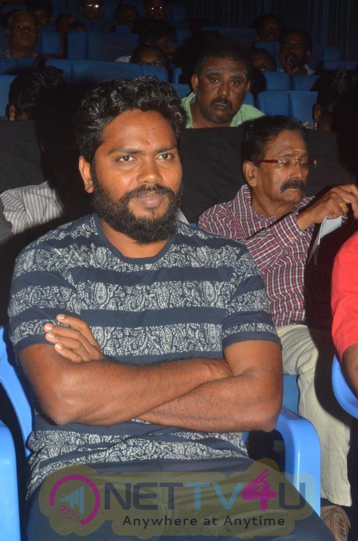 Nenjil Thunivirundhal Movie Trailer Launch Photos Tamil Gallery