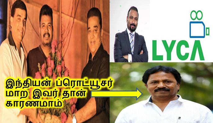 Royalty Issue Is The Reason For The Producer Change In Kamal – Shankar Movie!