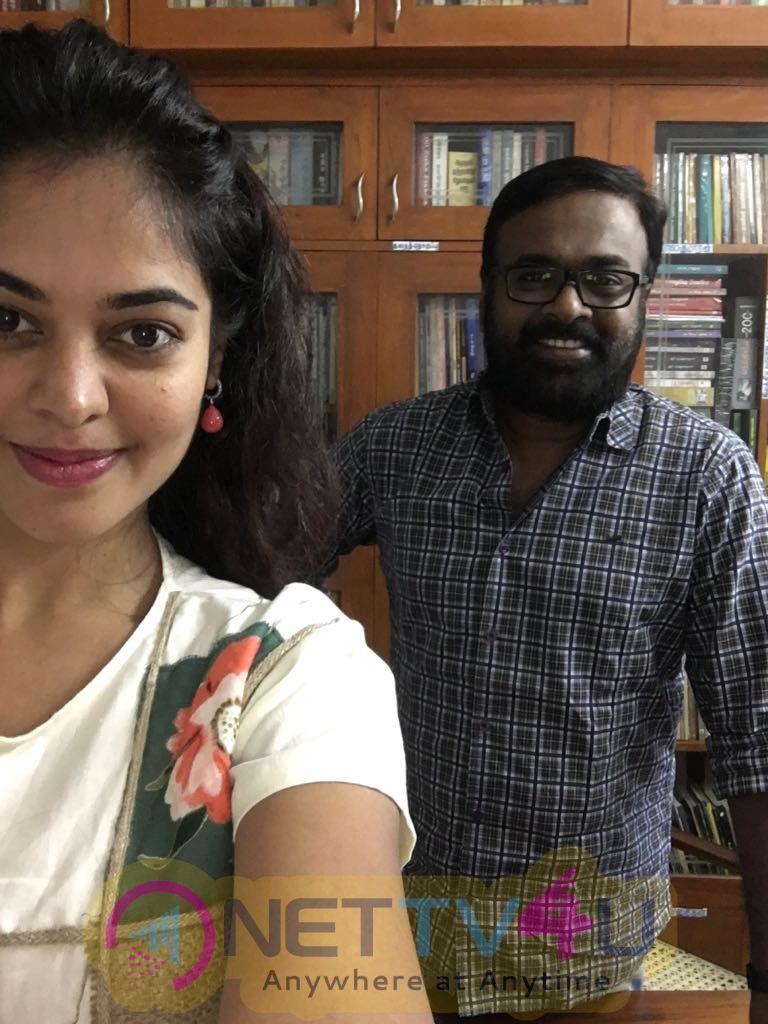 Pugazhenthi Ennum Naan Movie Press Release Pics
